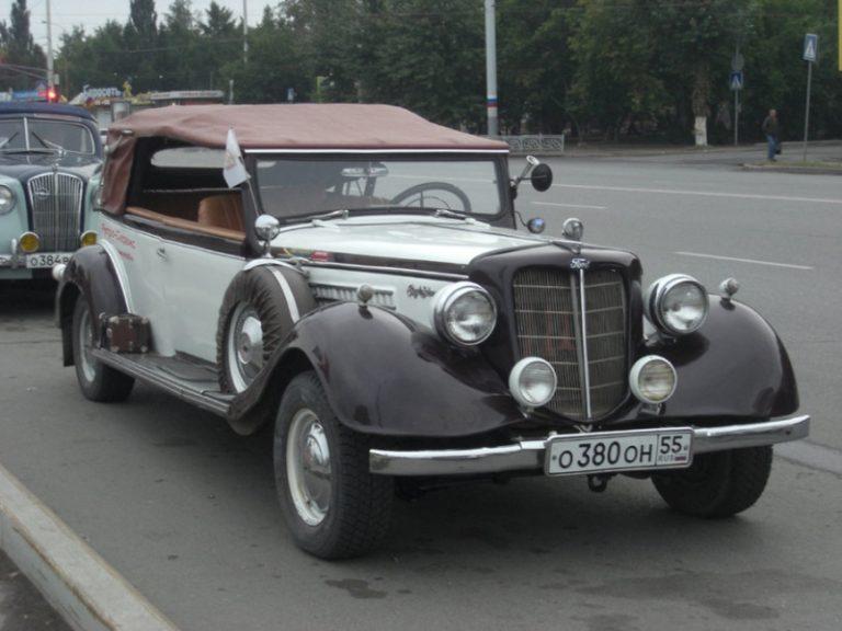 Форд Эйфель